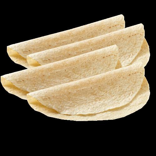 Tortilla Brot - 4 Stück